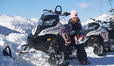CWA Snowmobile Kids Ride Free