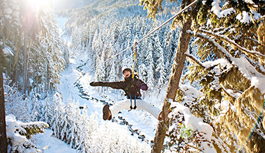 20% Off Ziptrek Zipline Tours