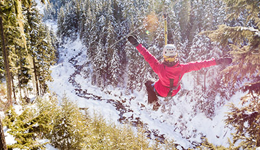 15% Off Ziptrek Tours