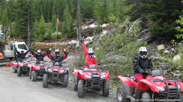 Group Tours Whistler