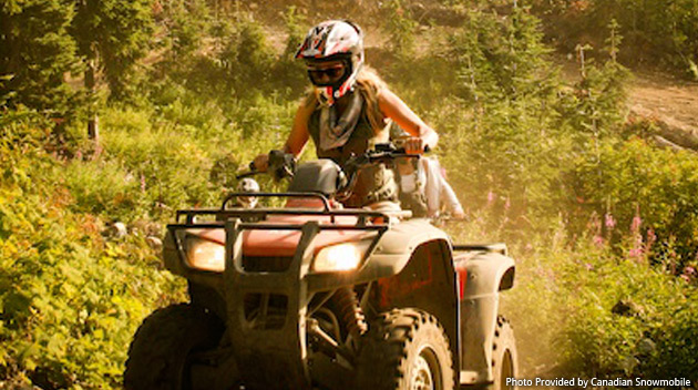 ATV Tours with BBQ