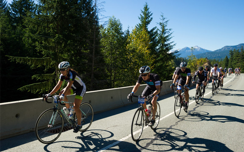 Road Cycling in Whistler