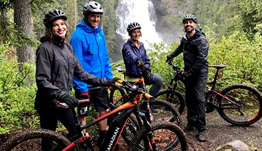 E-bike Tours in Whistler