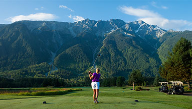 Big Sky Golf Club Pemberton