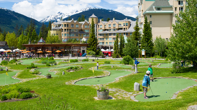 Whistler Kids Summer Activities