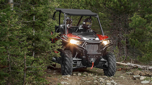 Polaris RZR two seater
