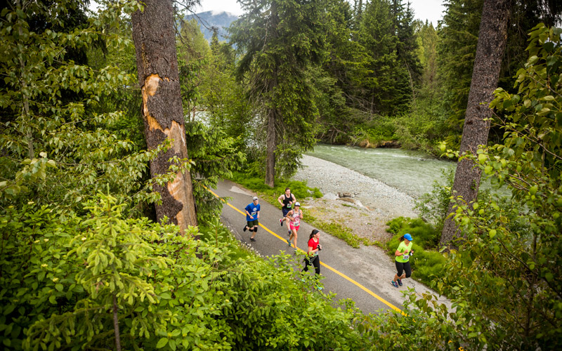 Whistler Running Events