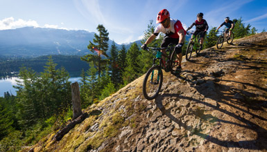 best mountain bike holiday