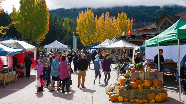 Fall Farmers' Market