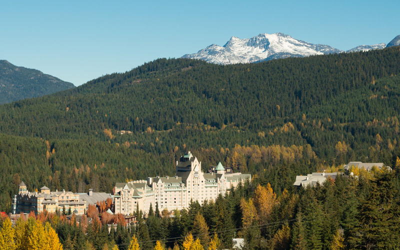 Whistler Readers and Writers Festival Accommodation and Places to Stay