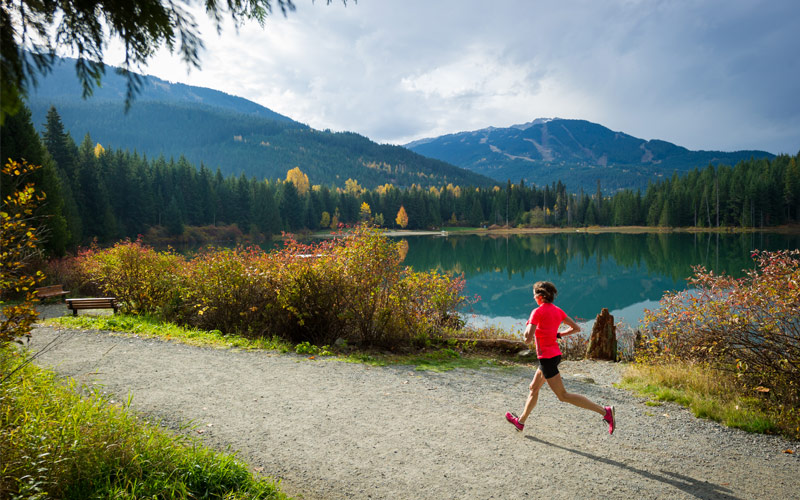 Whistler Relay and Ultra 2016