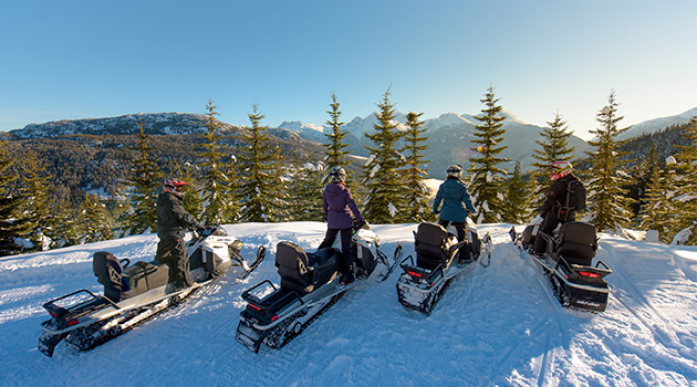 Group Sports Whistler