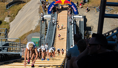 Redbull 400 at Whistler Olympic Park