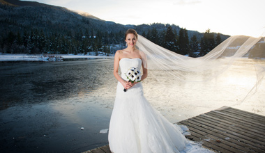 Winter Wedding in Whistler