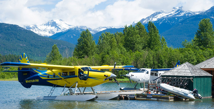 Sightseeing Tours Whistler