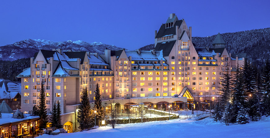 The Fairmont Whistler