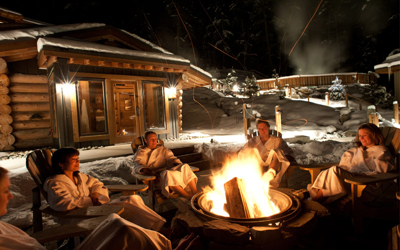 Outdoor Spa Whistler