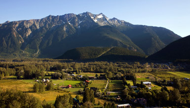Pemberton British Columbia