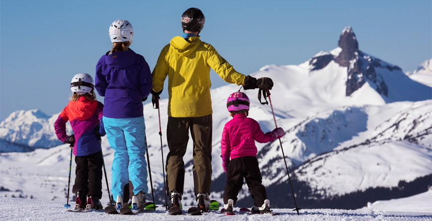 Book Whistler Vacation